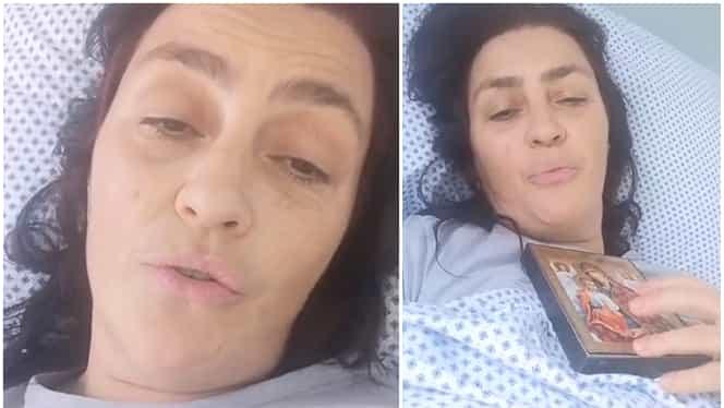 """Rona Hartner, prima reacție după ce boala i-a recidivat: """"Pentru intrarea in săptămâna patimilor pentru mine"""""""