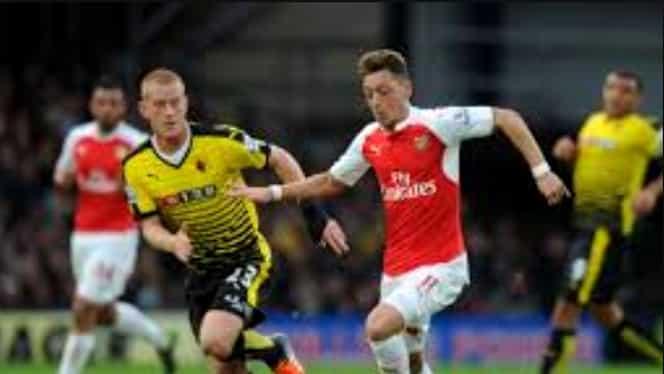 Program Eurosport luni, 15 aprilie. Watford – Arsenal și CE de lupte de la București