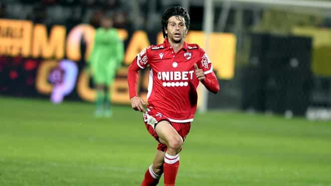 Diego Fabbrini vrea să revină mai repede la Dinamo! Italianul trage tare la recuperare! VIDEO EXCLUSIV