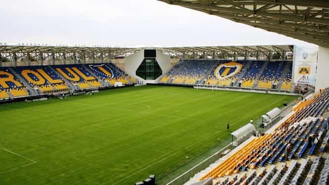 Bunurile stadionului Ilie Oană din Ploiești au fost scoase la vânzare! Băncile de rezerve și instalația de sonorizare intră la licitație