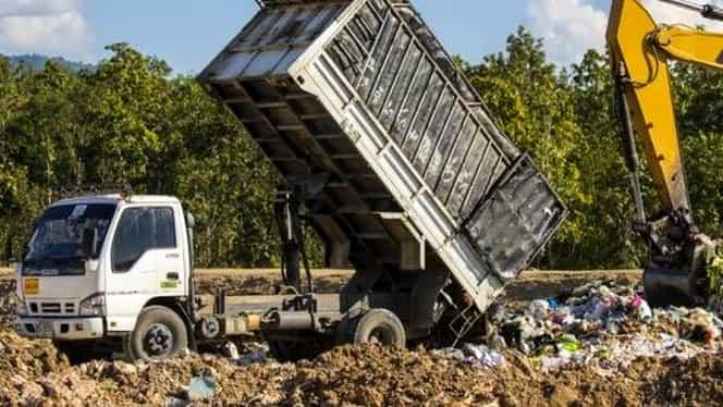 Ministrul Mediului: Sute de tone de deşeuri ilegale au fost descoperite la graniţă