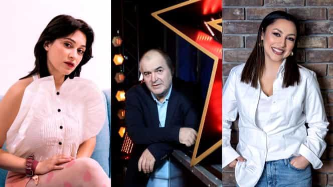 Florin Călinescu a umilit-o pe Irina Rimes la Românii au talent. Andra a reacționat imediat
