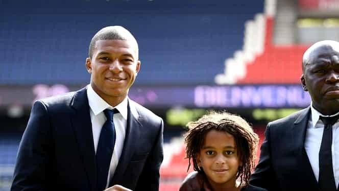 PSG are viitorul asigurat! Fratele lui Mbappe a marcat la debut