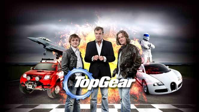 Top Gear nu va mai fi difuzată! Jeremy Clarkson, suspendat de BBC