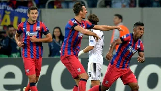 Steaua, BLESTEMATĂ să aibă arbitraj defavorabil cu Basel!