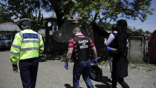 Crimă sau sinucidere? Un jandarm din Argeș a fost găsit împușcat în cap la serviciu