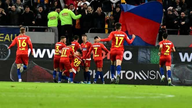 FCSB, echipa care a adus României cele mai multe puncte UEFA în acest deceniu! Dinamo, peste U Craiova şi Viitorul, dar sub echipe din Liga 2