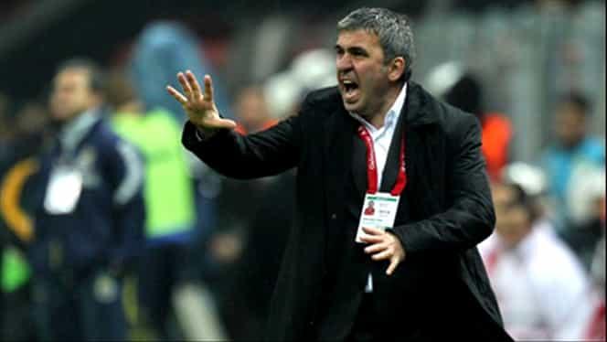 """Hagi, nemulţumit chiar dacă a învins Dinamo: """"În repriza secundă am căzut inexplicabil!"""""""
