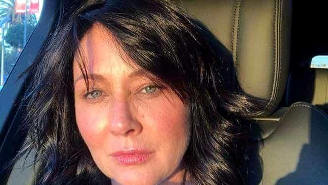 Shannen Doherty, clipe cumplite. Actriţa bolnavă de cancer şi-a luat adio de la familie într-o înregistrare video