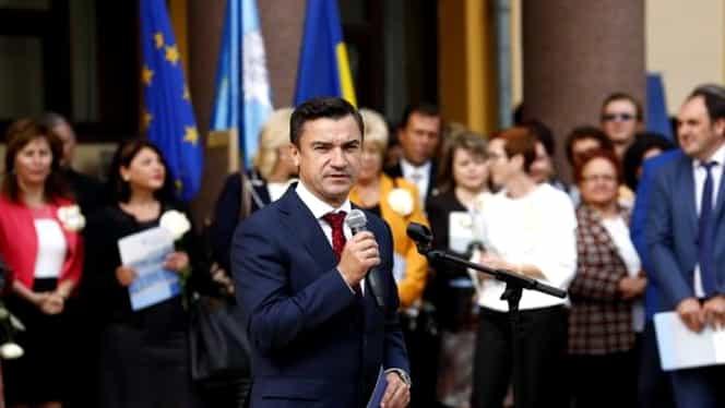 """Discurs controversat al lui Mihai Chirica, primarul Iașului: """"România a dat cei mai slabi muncitori pe șantierele europene"""""""