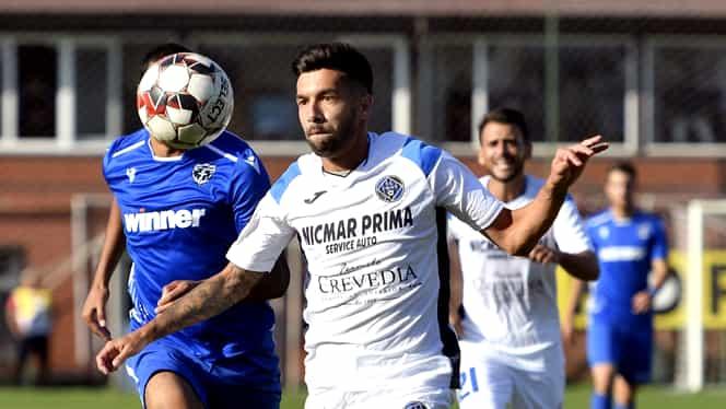 Paul Pîrvulescu, suspendat provizoriu pentru dopaj! Decizia finală ANAD se va da după meciul contra FC Voluntari