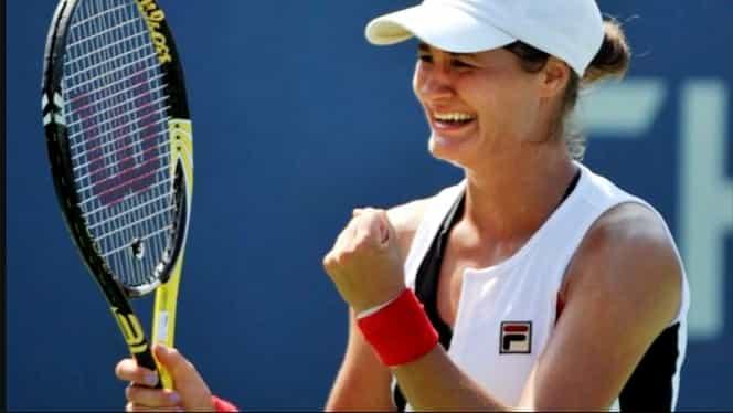 Trofeu pentru Monica Niculescu la Washington. A cîştigat finala de dublu