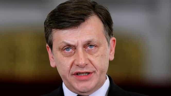 """Candidează Antonescu la preşedinţie? """"Este posibil!"""""""