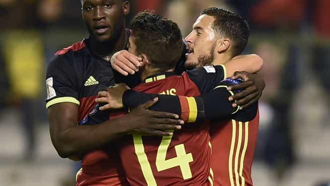 Belgia Campionatul Mondial  Lotul Belgiei Cm Programul Cote