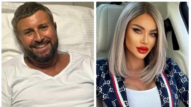 """Bianca Drăgușanu, alături de Botezatu care a ajuns pe masa de operație: """"Merg până în pânzele albe pentru el"""""""
