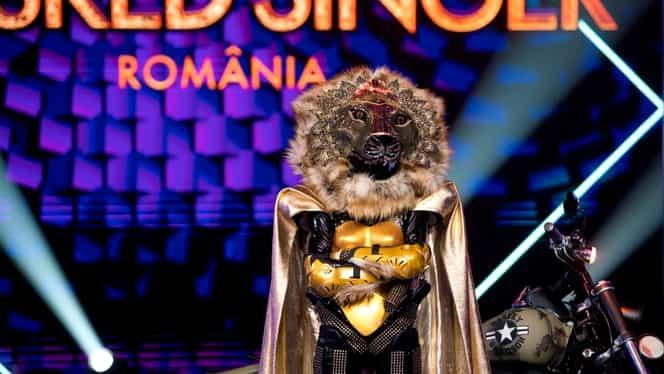 Carmen Simionescu a făcut furori ca Leoaică la Masked Singer. Ce s-a întâmplat în marea finală