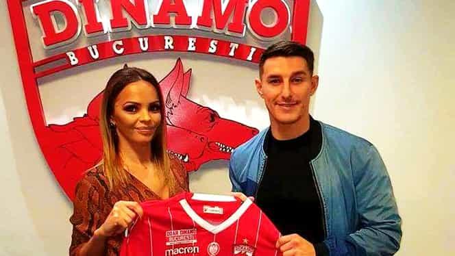 Câți bani cere Jordan Mustoe să rezilieze acum cu Dinamo. EXCLUSIV