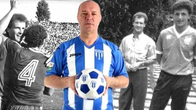 """Ion Geolgău, """"eroul de la Bratislava"""", a ajuns la borna 60: """"Am fost un fotbalist bun. Mari au fost alții!"""" Exclusiv"""