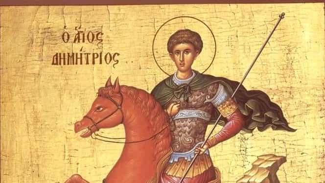 Calendar ortodox 26 octombrie 2020. Mare sărbătoare pentru creștini ortodocși. E cruce roșie