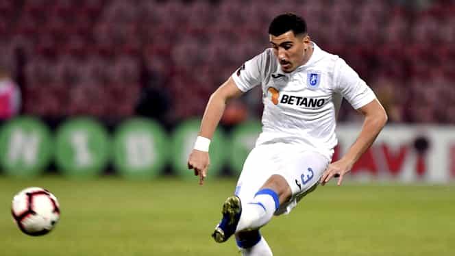 Marius Briceag, ultimul transfer de la FCSB, adus să joace fundaș central! Gigi Becali confirmă Fanatik. Update exclusiv