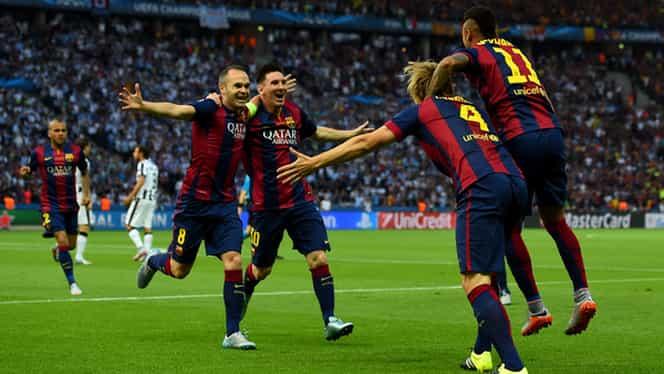 """Un STAR al Barcelonei, pe picior de plecare: """"E timpul!"""""""