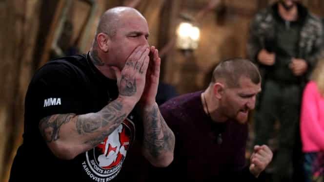 Când va avea loc duelul între Moroșanu și  Zmărăndescu la Ferma de la PRO TV! Cea mai așteptată bătălie