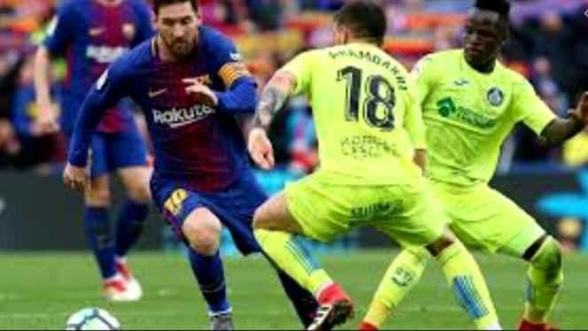 Sport la TV. Cine transmite Napoli – Lazio şi Barcelona – Getafe. Programul transmisiunilor sportive de joi, 22 aprilie