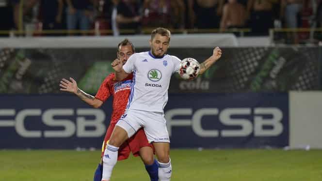 FCSB – Mlada Boleslav 0-0 în Europa League. VIDEO cu rezumatul. Încă o prestaţie ştearsă pentru vicecampioană! Totul se decide la returul din Cehia