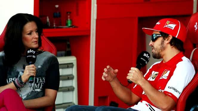 Alonso infirmă zvonurile unei posibile treceri la McLaren