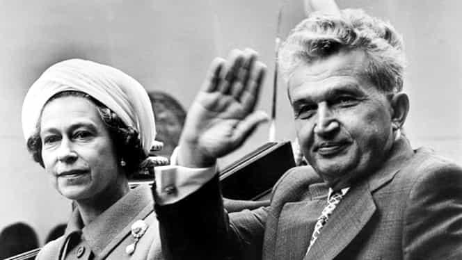 """Nicolae Ceaușescu, spaima Reginei Elisabeta a II-a. Suverana s-a ascuns într-un tufiș în timpul vizitei dictatorului: """"Nu rezist să vorbesc cu ei!"""""""