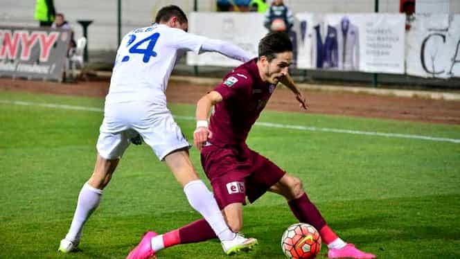 FC Botoşani-CFR 3-1. Victorie de senzaţie pentru moldoveni!
