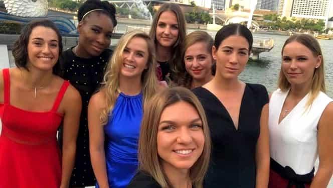 Luni, Simona Halep joacă la Turneul Campioanelor! Ce cotă are la victorie