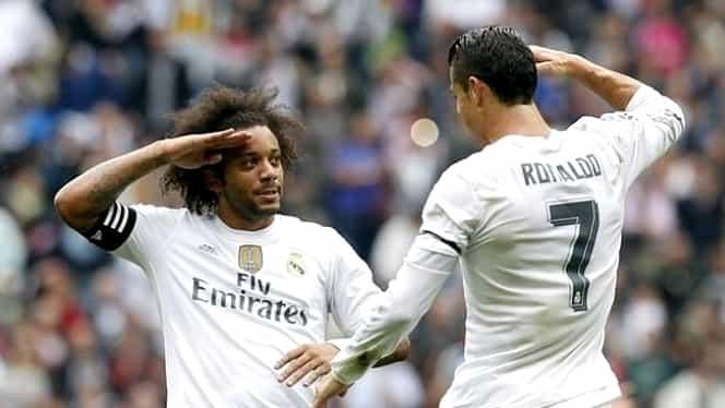 """Marcelo a dezvăluit: """"Cristiano mi-a spus că pleacă înainte de finala Champions League"""""""