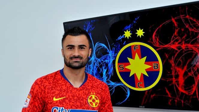 FCSB a anunțat transferul lui Valentin Crețu! Prima reacție a fotbalistului + cum s-a decis Becali să-i achite clauza. EXCLUSIV