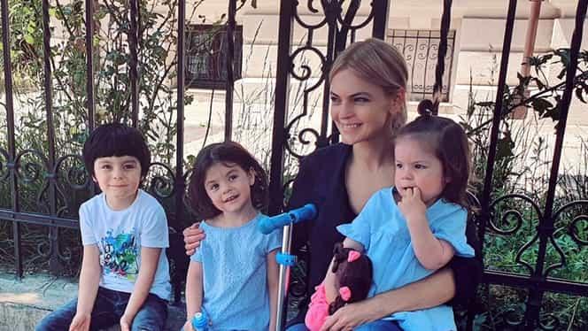 Lavinia Petrea, femeie de succes, mamă a trei copii și una dintre cele mai iubite prezentatoare. Cum se menține în formă? – Video