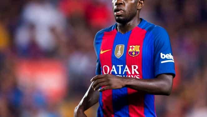 Umtiti semnează prelungirea cu Barcelona! Catalanii fac scut în jurul fundaşului