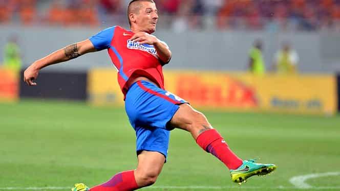 VIDEO Steaua – Concordia 1-0. Vlad Achim, SALVATORUL! Vezi GOLUL