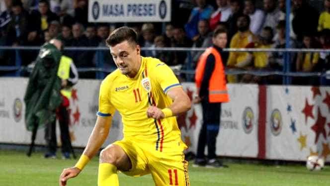 """Cum l-a ratat FCSB pe Adrian Petre, atacantul naționalei de tineret! Becali: """"Mi s-a zis că nu e de noi"""""""