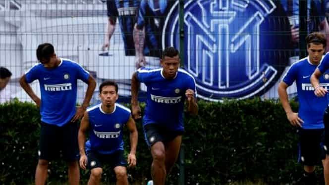Un român de 18 ani, convocat la prima echipă a lui Inter!