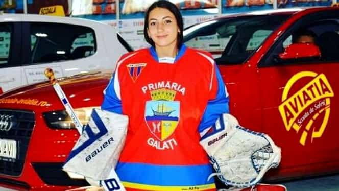 """Bianca Bobu, portarul naționalei de hochei a României, dată dispărută din luna august. Antrenorul: """"M-a sunat să mă certe că am pus anunțul"""""""