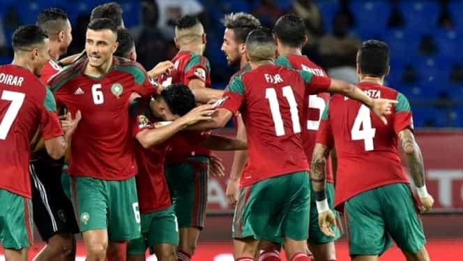 Video. Cel mai inutil dribling din istoria fotbalului! Cum s-a făcut de râs un marocan