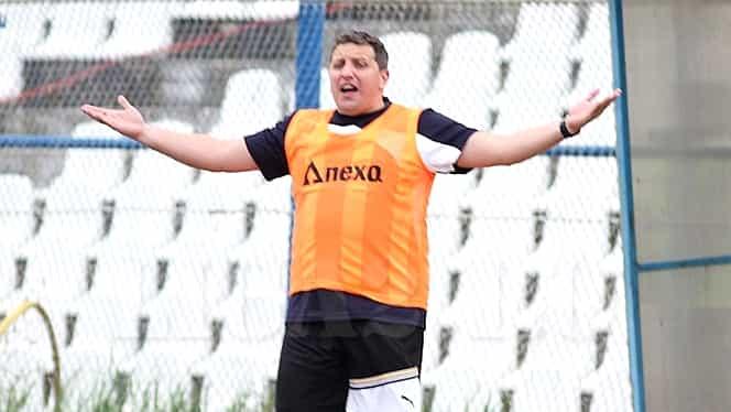 Mulţescu i-a indicat colţul lui Bălgrădean la penalty!