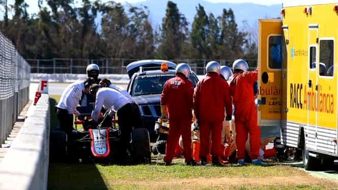 FOTO / Fernando Alonso, nevoit să mai rămînă în spital! Cum arată spaniolul după accident