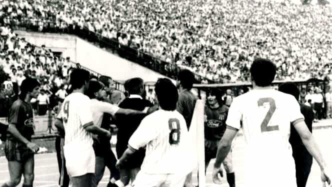 Cel mai controversat derby Steaua – Dinamo! Finala Cupei României din 1988, decisă la masa verde