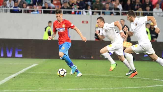 Cine va arbitra FC Voluntari – FCSB din ultima etapă a Ligii 1 Betano! CCA a trimis un central din Craiova