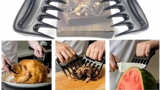 Faimoasele gheare de bucătărie au ajuns și în România! Americanii nu pot trăi fără incredibilele gheare de grătar. Le primeşti GRATIS, doar cu revista TAIFASURI!
