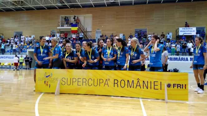 Liga Florilor, al doilea cel mai bun campionat din Europa la handbal feminin! Doar Ungaria este peste noi în clasamentul coeficienţilor