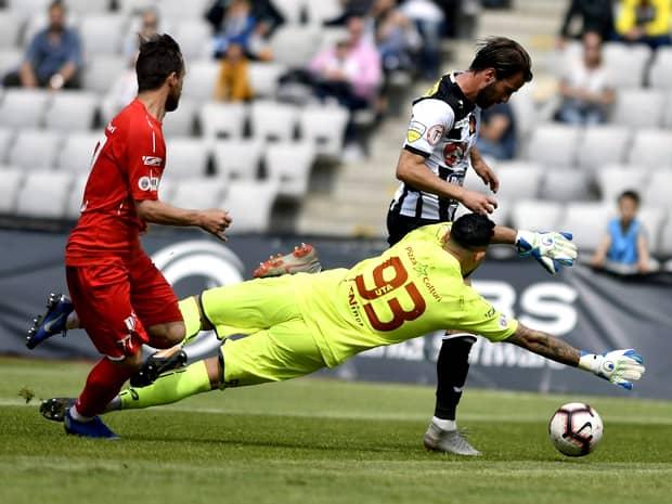 Liga 2, etapa 36, rezultate și clasament actualizat. Chindia rămâne lider! U Cluj câştigă în minutul 89 şi revine pe loc de baraj. Final dramatic de sezon!