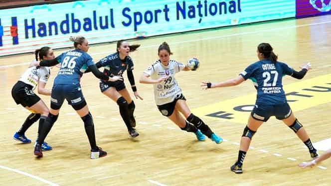 SCM Râmnicu Vâlcea – Gyor 20-29 în Liga Campionilor. Unguroaicele, nemiloase în fața campioanei României. Rezumat VIDEO