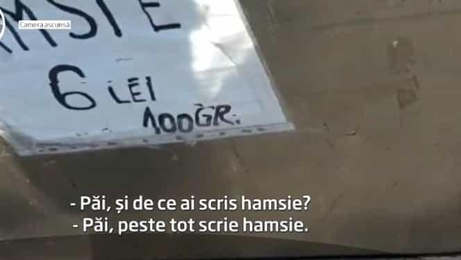 Ce sunt, de fapt, hamsiile vândute pe litoral. Cea mai populară mâncare de la mare e o păcăleală